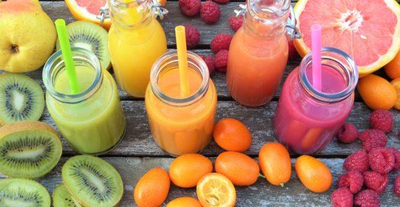 Gli estratti di frutta&verdura per curare il nostro corpo