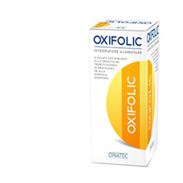 OXIFOLIC cps 160